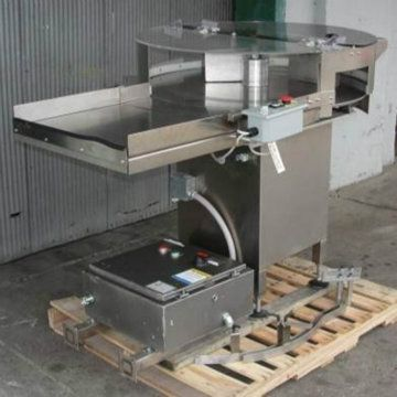 Nercon 40in Rotary Accumulation Table