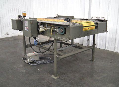 Stewart  Hi-Speed Platen Switch Conveyor