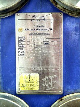 Альфа лаваль ts6 mfg Пластины теплообменника Sondex S80 Минеральные Воды