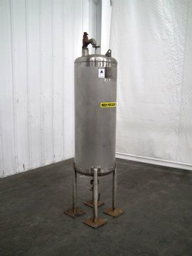 Precision Stainless 80 Gallon Tank