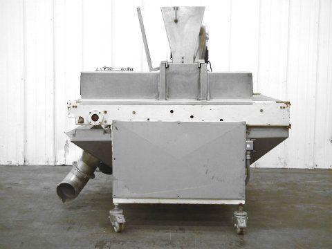 Christy 39-DI-S Granule Powder Dispenser Feeder