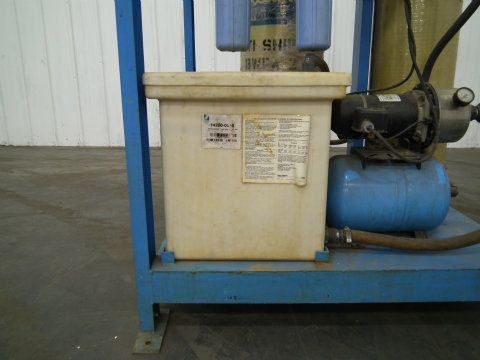 Used Filter 5 Culligan Water Filtration System
