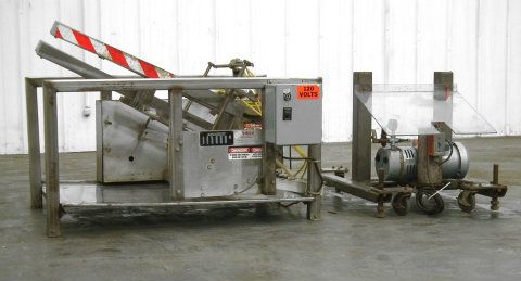 Thiele S-20 12M RecipPlacer Reciprocating Denester