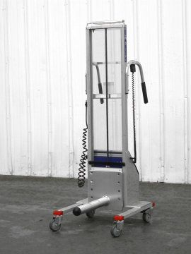 Alum-A-Lift Portable Roll Stock Handler