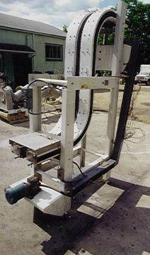 Nercon Engineering Lowering Conveyor
