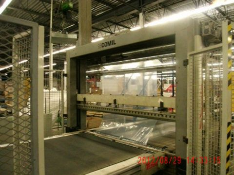 Comil New Star T1300 Shrink Wrapper
