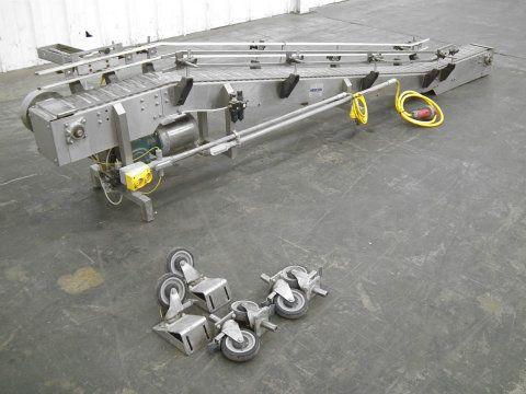 Nercon Plastic Conveyor