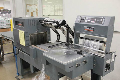 HeatSeal HDS-215 Manual L Sealer with Tunnel