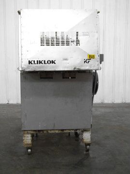 Kliklok Model KFD Carton Former with Tabs