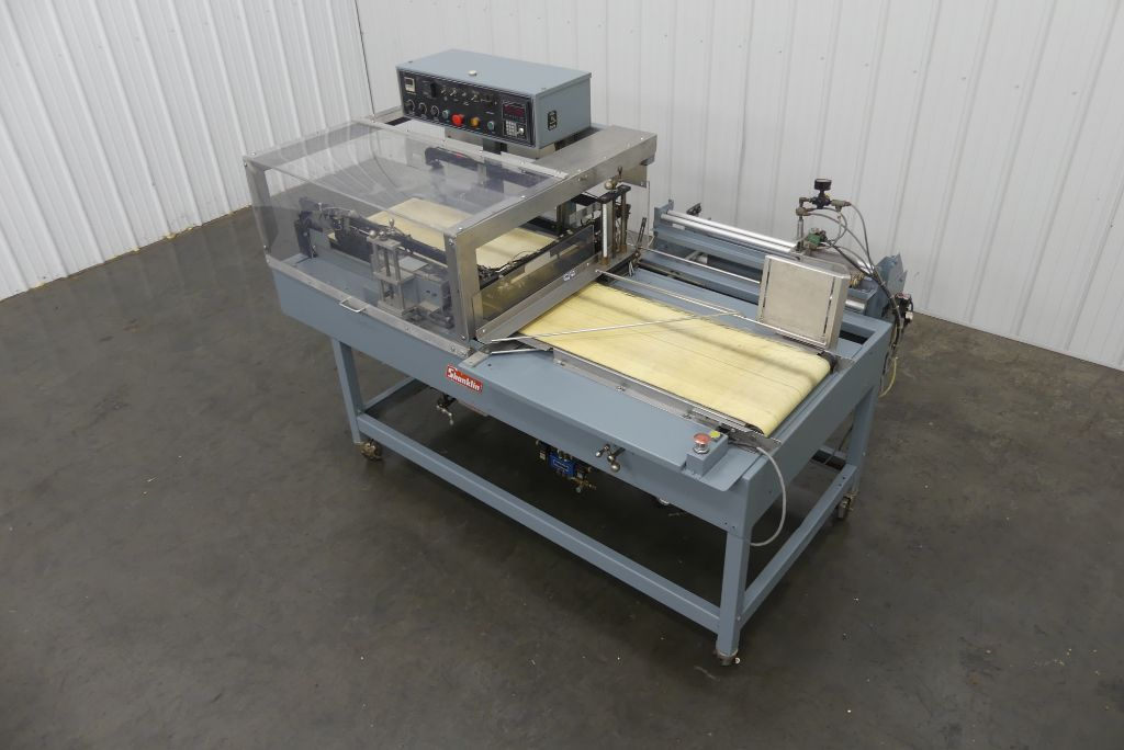 Shanklin A 27A Automatic L-Bar Sealer