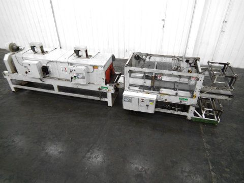 Arpac CM60 Inline High Speed Shrink Wrapper