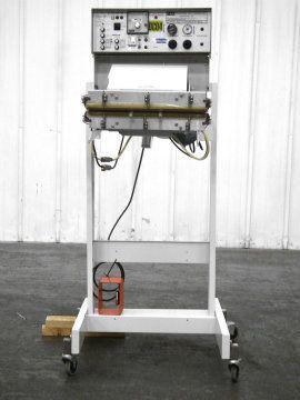 PAC Model PV-G18 Vacuum Bag Sealer