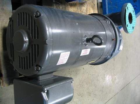 Used Peerless Pump C830AM with 40 HP Baldor Pump Motor