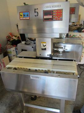 Ramsey Icore Mark II Checkweigher