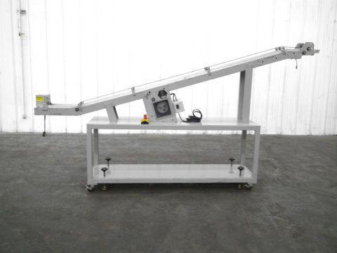 Longford Equipment Autoloader Incline Conveyor