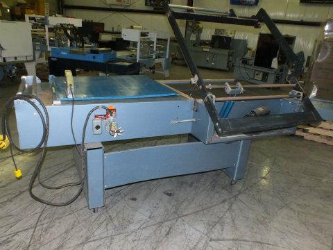 RBS Equipment EM Semi-Automatic L Bar Sealer