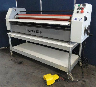 Seal Sealeze 52H Laminator