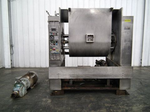 BEW 5RD Single Sigma Mixer 1000 Pound Capacity