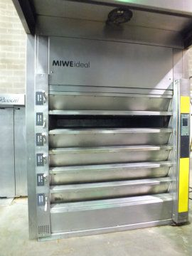 MIWE Ideal-R Oven