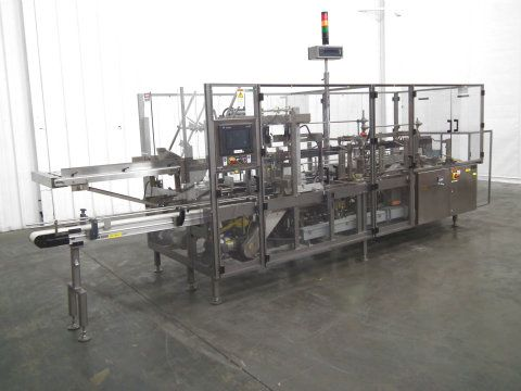 MGS HIS-2400 Fully Automatic Case Packer