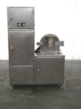 Jiangyin JB-30B Crusher Grinder and Dust Collector