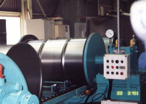Complete Steel Drum Production Line