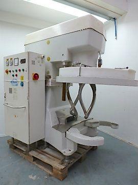 Diosna W240A Wendel Mixer