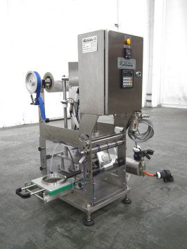 Pack Line PAO-1 Tray Sealer Table Top Model