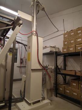 VMI Elevateur CUVE Vertical Bowl Lift