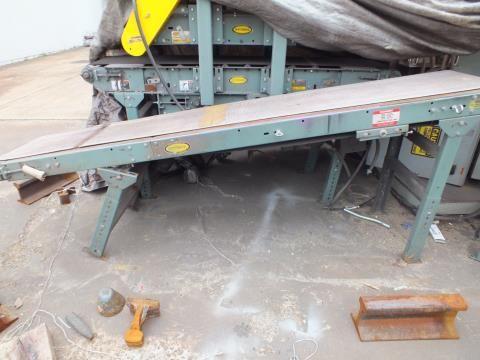 Hytrol 18 Inches Wide x 108 Inches Long Conveyor