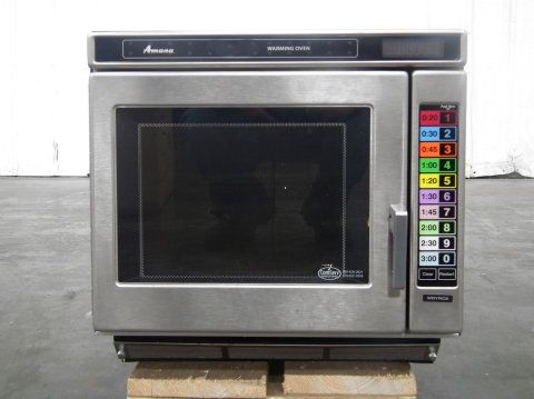 Amana Commercial Warming Microwave Oven