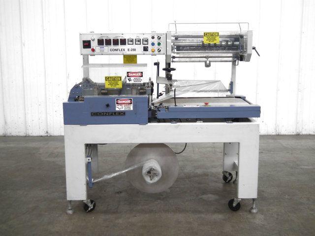 Conflex E250 HS Automatic L-Bar Sealer