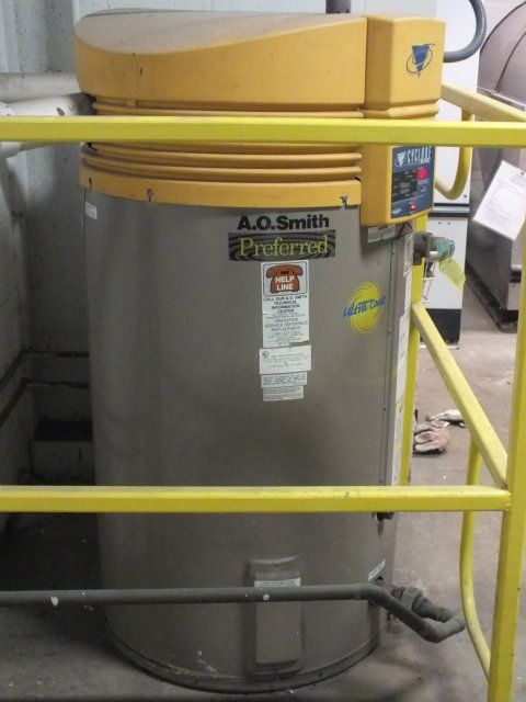 Request similar equipment cyclone xhe bth120966 for Used hot water heater