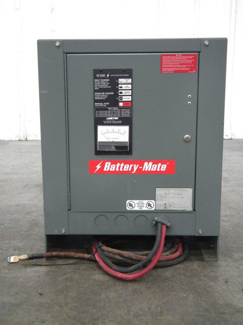 Hobart Battery-Mate 1050H3-24C Industrial Charger