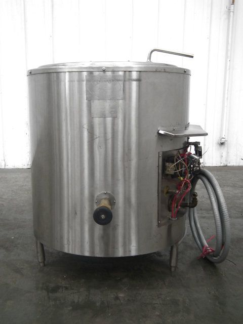 Waynesboro Industries LEC-40 45 Gallon Kettle