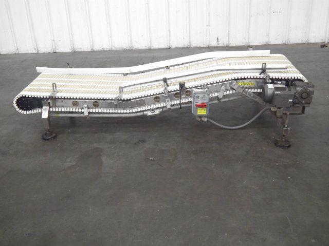 SpanTech Plastic Chain Conveyor 94