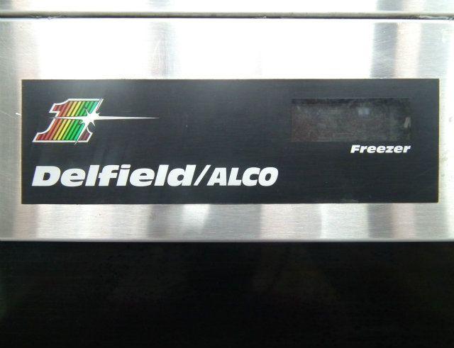 Used Delfield Alco Cabinet Freezer