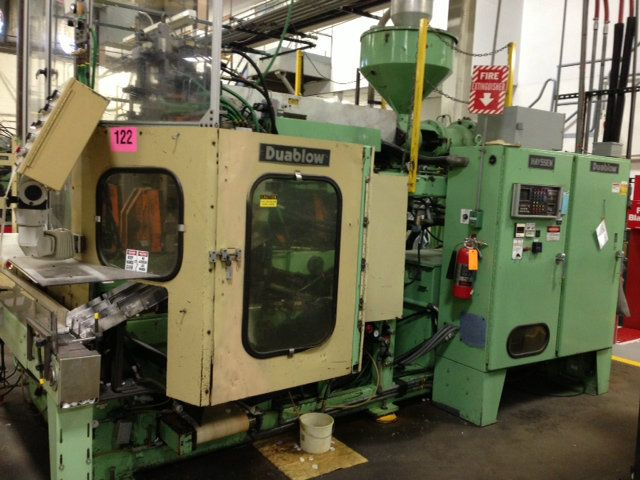 Hayssen 3100 Duablow Injection Molder