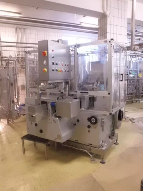 Used Corazza Fb230 Filling Wrapping Packing For Butter