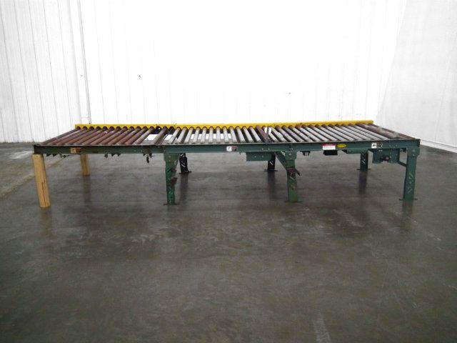 Hytrol Roller Conveyor 15 Long x 55