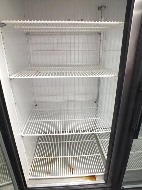 Used True Gdm 72f Stand Up Glass Door Freezer