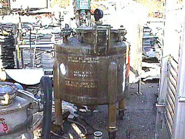 FI Company 5-90 110 Gallon Fiberglass Tank