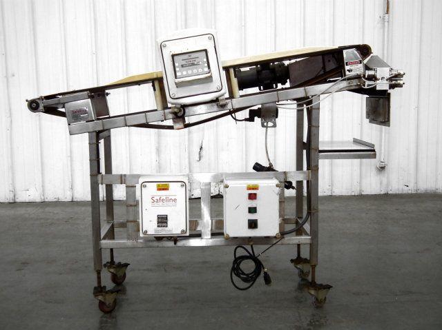 Safeline Metal Detector 16