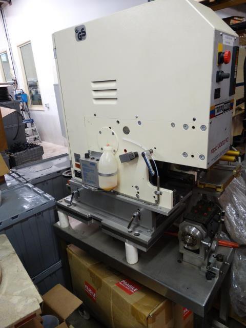 used pad printing machine