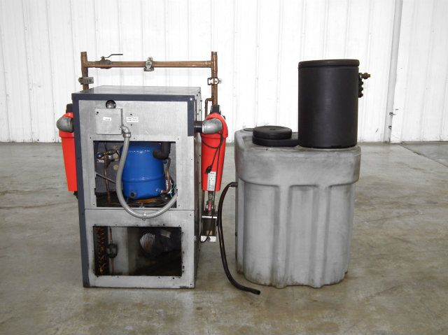 Used Zeks Refrigerated 300ncga400 Air Dryer