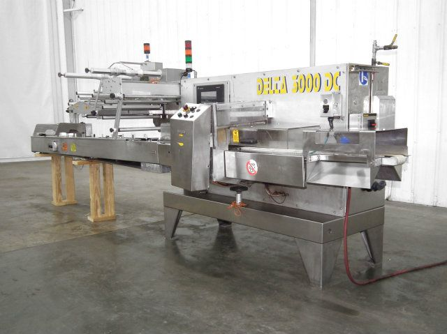 Ilapak Delta 3000 DC Stainless Wrapper