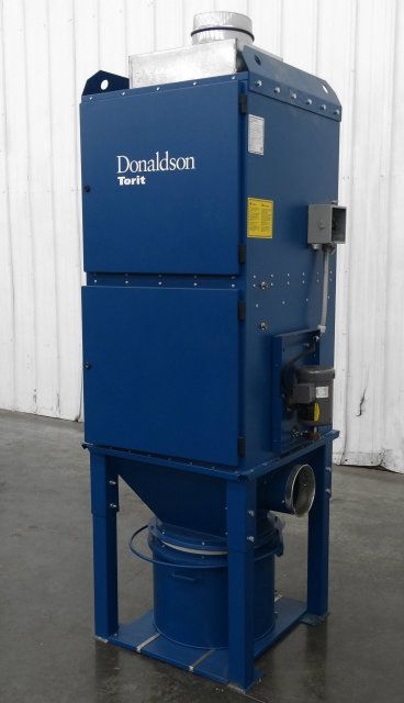 Used Donaldson Torit Uma150 Dust Collector