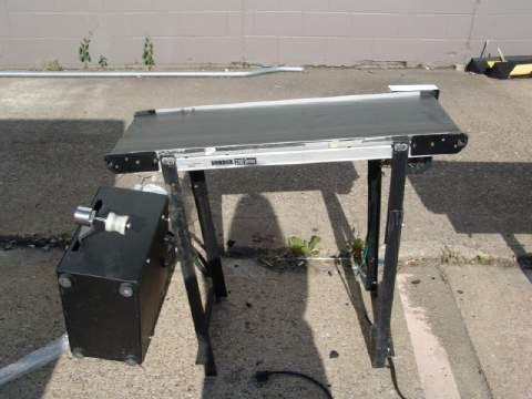 Dorner Series 2100 Low Profile Belt Conveyor