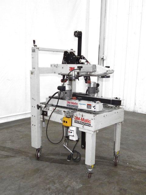 3M 12A Adjustable Case Sealer Top and Bottom Taper