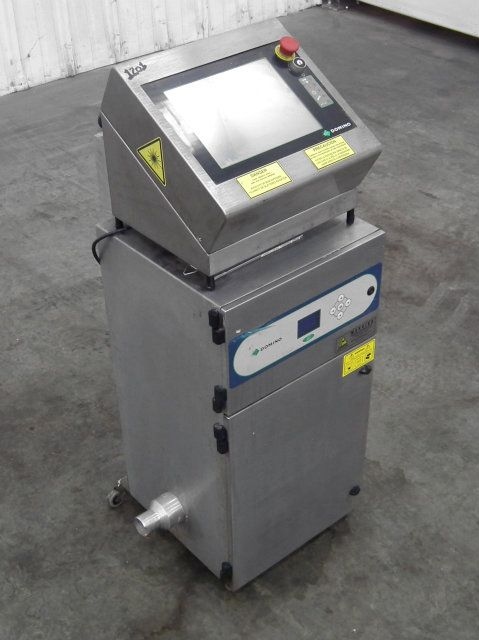 DPX 500 Domino Stainless Steel Laser Coder